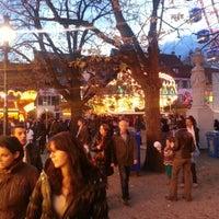 Photo taken at Münsterplatz by Carlo B. on 11/3/2012