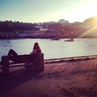 Photo taken at Capitania do Porto do Douro by Rui V. on 3/16/2014
