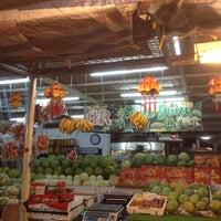 Photo taken at Fruit Centre Pelita Commercial by Sandra C. on 1/18/2013
