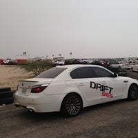 Photo taken at drift 1/4 mile club by Khaled V. on 4/13/2013