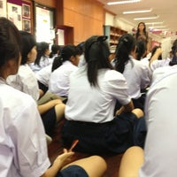 Photo taken at Library Room, NTUN. by ddreamt on 5/20/2013
