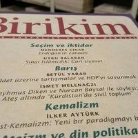 Photo taken at İletişim Yayınları by Brn Y. on 12/2/2015