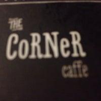 Photo taken at The Corner Caffe by Gabi R. on 12/26/2013