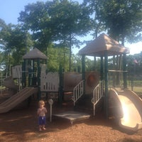 Photo taken at All Childrens Playground by Ed M. on 6/17/2013