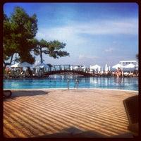 5/12/2013 tarihinde Полиночка П.ziyaretçi tarafından Crystal Aura Beach Resort Hotel&Spa'de çekilen fotoğraf