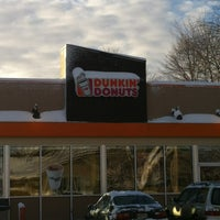 Photo taken at Dunkin Donuts by Branica on 2/25/2013