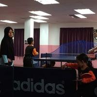 Photo taken at kota kemuning table tennis power club by Khairul Anuar Z. on 11/13/2015