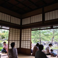 Photo taken at 帰真園旧清水邸書院 by 六郷ばし on 6/24/2018