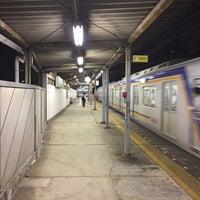 Photo taken at Kishinosato-Tamade Station (NK06) by 六郷ばし on 9/13/2018