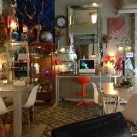 3/15/2013 tarihinde Ahmet B.ziyaretçi tarafından Fes Cafe'de çekilen fotoğraf