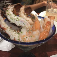 Photo taken at Red Lobster by Dandrea N. on 2/19/2016