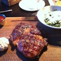 Снимок сделан в BEEF Мясо & Вино пользователем Myself H. 6/15/2013