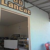 Photo taken at Lanchinho Da Esquina - Hora Do Lanche by Diego X. on 8/7/2013