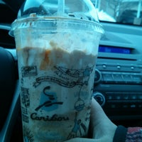 Photo taken at Caribou Coffee by Gina R. on 2/25/2013