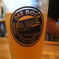 Photo taken at Ore Dock Brewing Company by Kenda H. on 8/25/2013