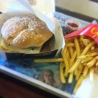 Photo taken at McDonald's by Julian S. on 9/17/2012