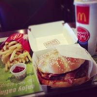 Photo taken at McDonald's by Julian S. on 11/5/2012