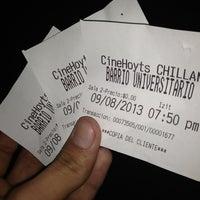 Photo taken at Cine Hoyts by Ignacio S. on 8/9/2013