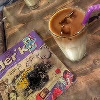 10/2/2016 tarihinde Cihan B.ziyaretçi tarafından Kahve Dünyası'de çekilen fotoğraf