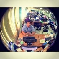 Photo taken at PT. Indomarco Prismatama by De2k A. on 9/8/2014