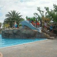 Photo taken at La Marina Camping & Resort by Manolo P. on 5/12/2013