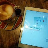 Photo taken at Jasmin Coffee Shop | کافیشاپ ژاسمین by Mähdi G. on 3/4/2015