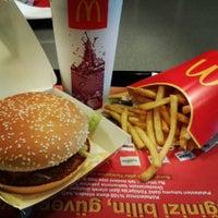 Photo taken at McDonald's by Hazal D. on 3/9/2013