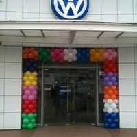 Снимок сделан в Volkswagen Атлант-М пользователем Denis S. 4/6/2013