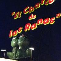 Foto tomada en El Charco de las Ranas por Veronica M. el 6/22/2013