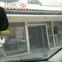 Photo taken at HSBC by Angy R. on 5/8/2013