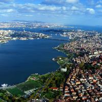 Photo taken at Istanbul by Zekihan K. on 5/23/2013