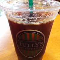 Photo taken at Tully's Coffee by dice-k on 11/17/2013
