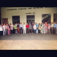 Photo taken at Depot Bekalan Armada TLDM by Ib I. on 12/21/2012