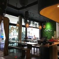 Das Foto wurde bei Cô Chu Vietnamese Gourmet von Michelle L. am 5/30/2018 aufgenommen
