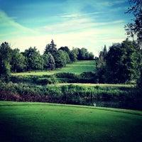 Photo taken at Broadmoor Golf Course by Matt on 6/23/2013