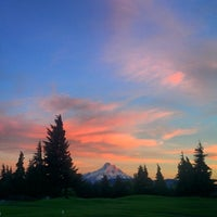 Photo taken at Indian Creek Golf Course by Matt on 7/19/2014
