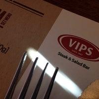 Photo taken at 빕스 (VIPS) by Yonghee C. on 11/18/2014