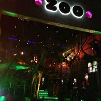 Photo taken at ZOO Bar by Jorge M. on 4/2/2013