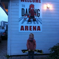 Photo taken at Daring Hockey Club by Miguel A. on 11/10/2012
