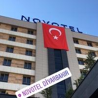8/30/2017 tarihinde 'Sercan Altun'ziyaretçi tarafından Novotel Diyarbakır'de çekilen fotoğraf