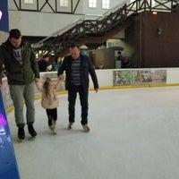 Снимок сделан в Ледовая Арена / Каток Шато Ледо пользователем Екатерина Б. 3/17/2018
