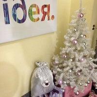 Photo taken at Магазин тканей «Идея» by Екатерина Б. on 1/3/2015