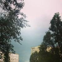 Photo taken at Двор пр.Победы 61👦👶 by Masha M. on 5/20/2013