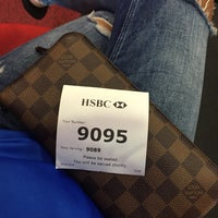 Photo taken at HSBC Bank by Salmah intan S. on 9/5/2016