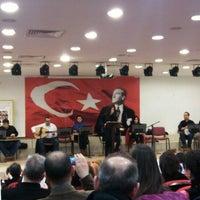 Photo taken at Eyup Musiki Cemiyeti by Yusuf Emre K. on 2/27/2014