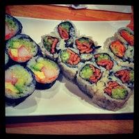 Photo taken at Vic Sushi Bar by Dennis L. on 10/13/2012