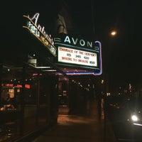 Photo taken at Avon Cinema by brandon s. on 3/17/2016