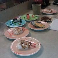 Photo taken at Marinepolis Sushi Land by Vasily B. on 2/28/2013