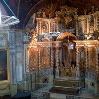 Photo taken at Chapelle des Penitents noirs by Carlos Olmo V. on 7/4/2013