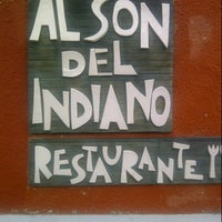 11/22/2012 tarihinde Carlos Olmo V.ziyaretçi tarafından Restaurante Al Son del Indiano'de çekilen fotoğraf